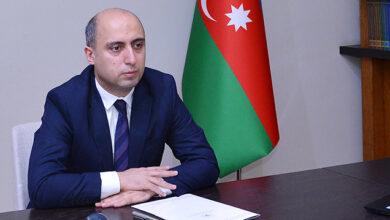 """Photo of Emin Əmrullayev: """"Şagirdlər təhsil prosesindən kənarda qalmamalıdır"""""""