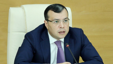 Photo of Sahil Babayev onlayn görüş keçirib