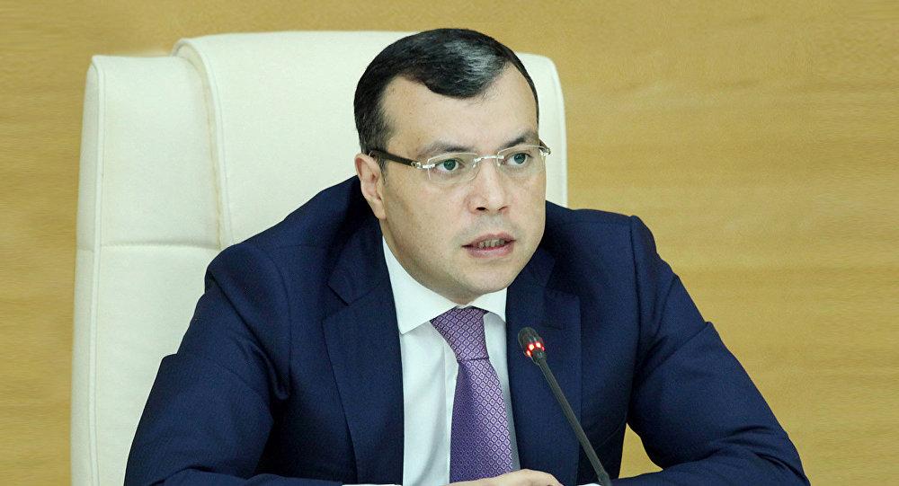 Sahil Babayev onlayn görüş keçirib