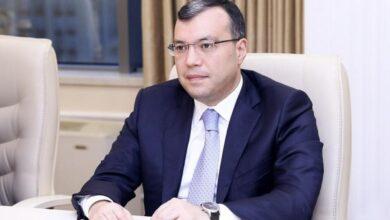 Photo of Sahil Babayevin erməni həmkarı istefa verdi