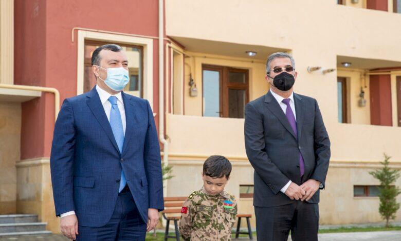 sahil Babayev ermeni zorakiligi