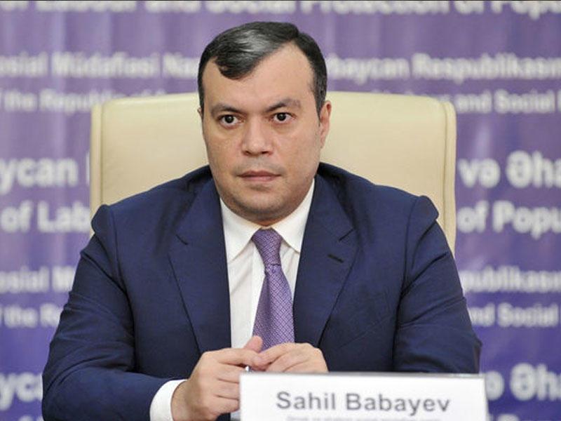 Sahil Babayevin son cixisi – Nazirlər Kabinetinin İclası